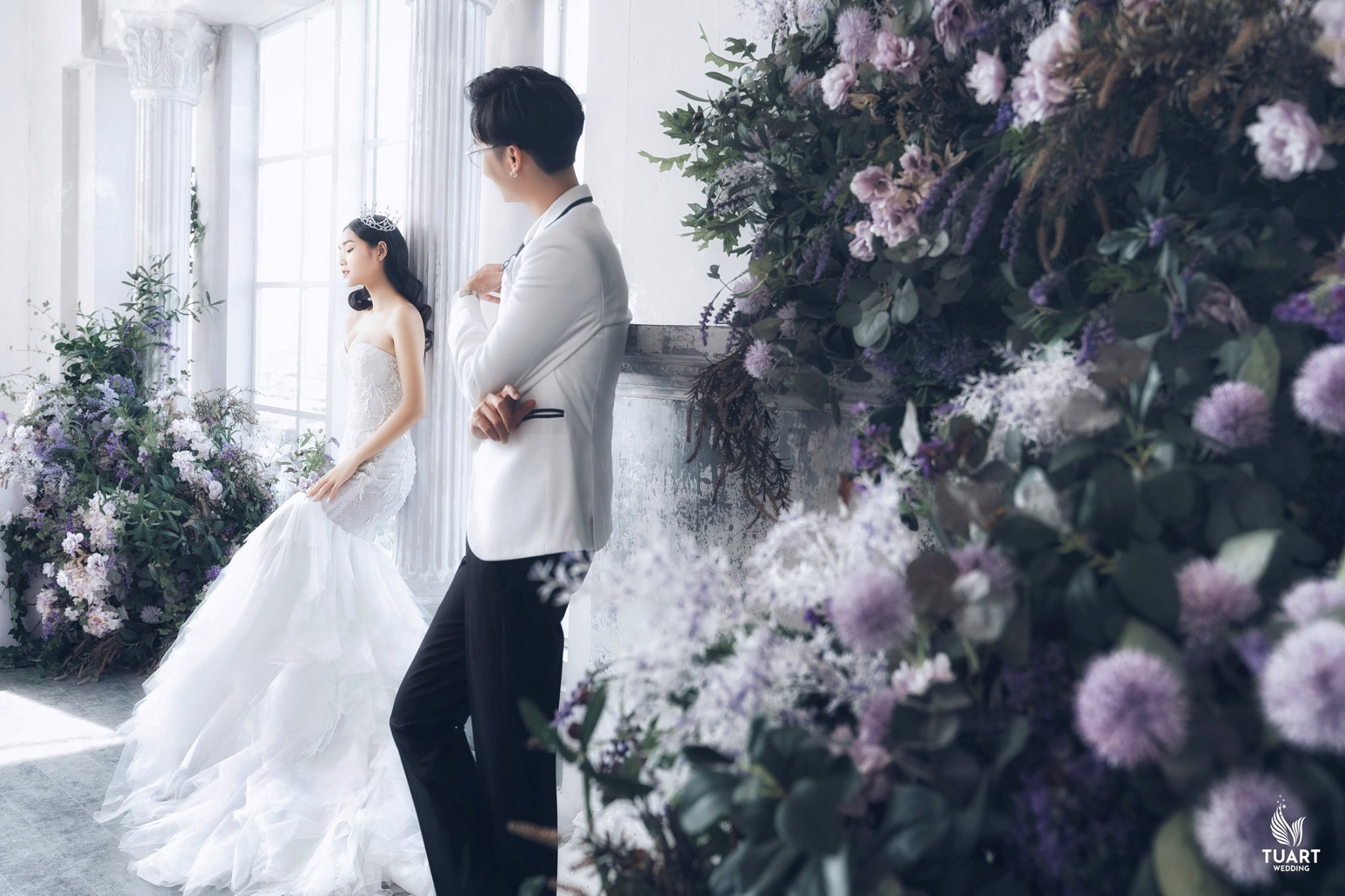 Album chụp ảnh cưới đẹp tại Hà Nội: 5 Graden Studio 14