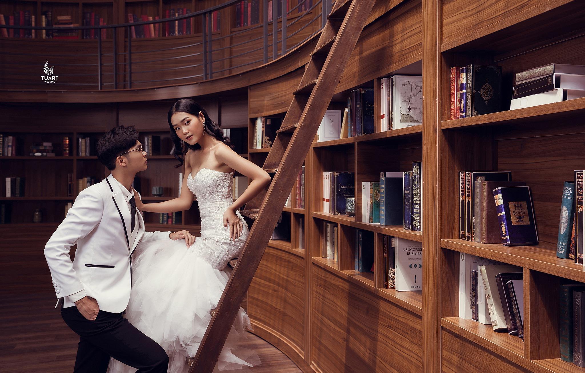 Album chụp ảnh cưới đẹp tại Hà Nội: 5 Graden Studio 4