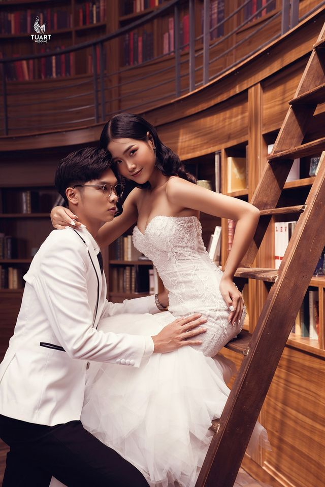 Album chụp ảnh cưới đẹp tại Hà Nội: 5 Graden Studio 9
