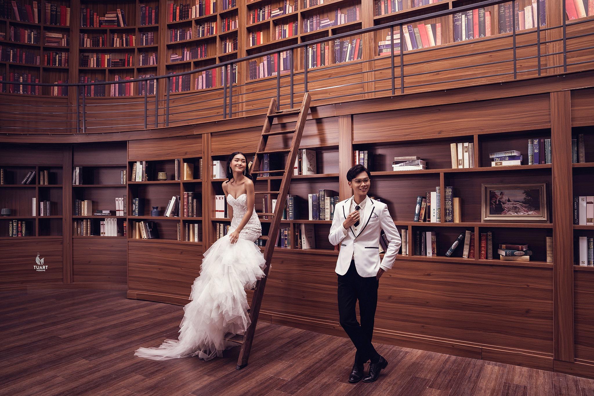 Album chụp ảnh cưới đẹp tại Hà Nội: 5 Graden Studio
