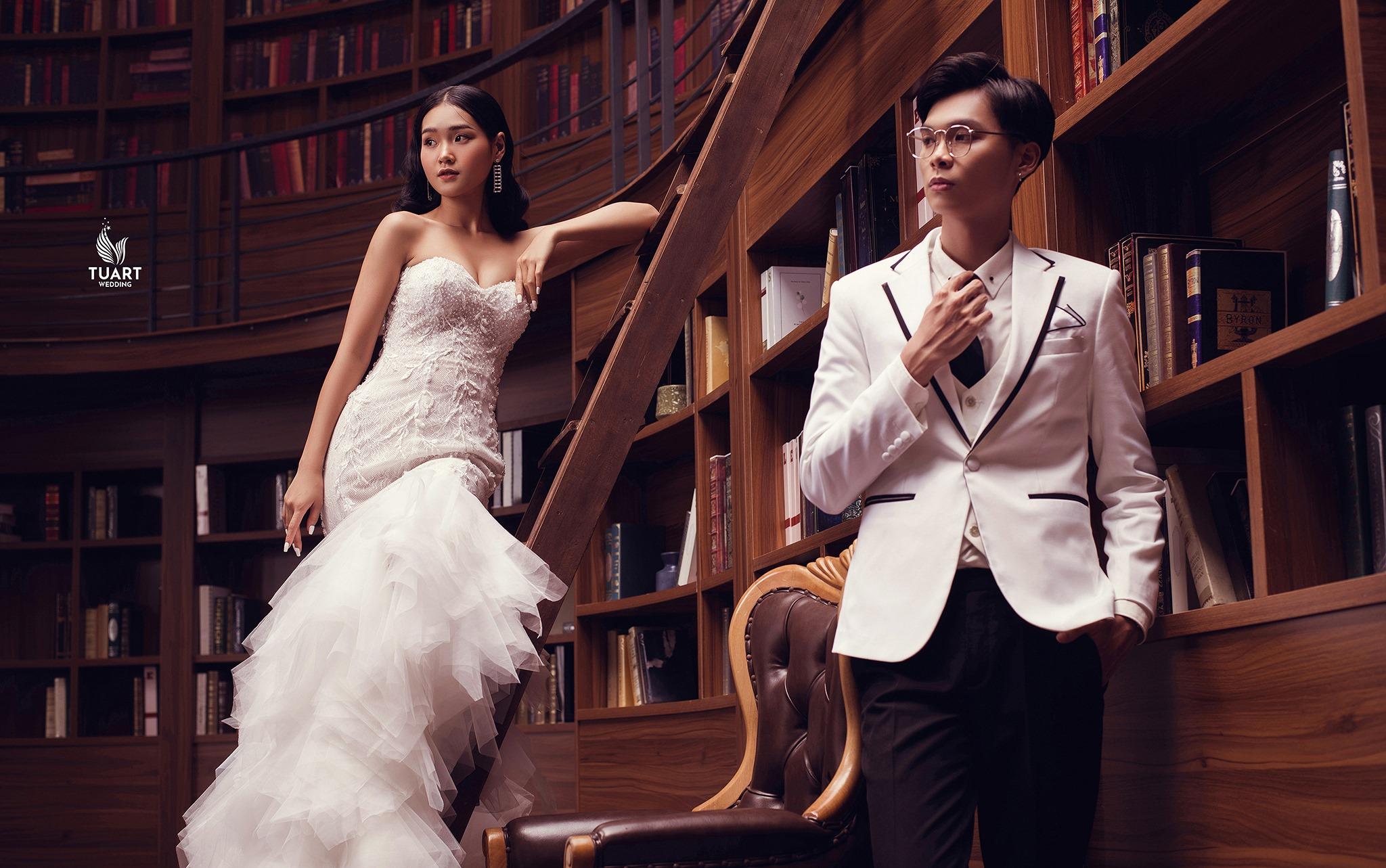 Album chụp ảnh cưới đẹp tại Hà Nội: 5 Graden Studio 5