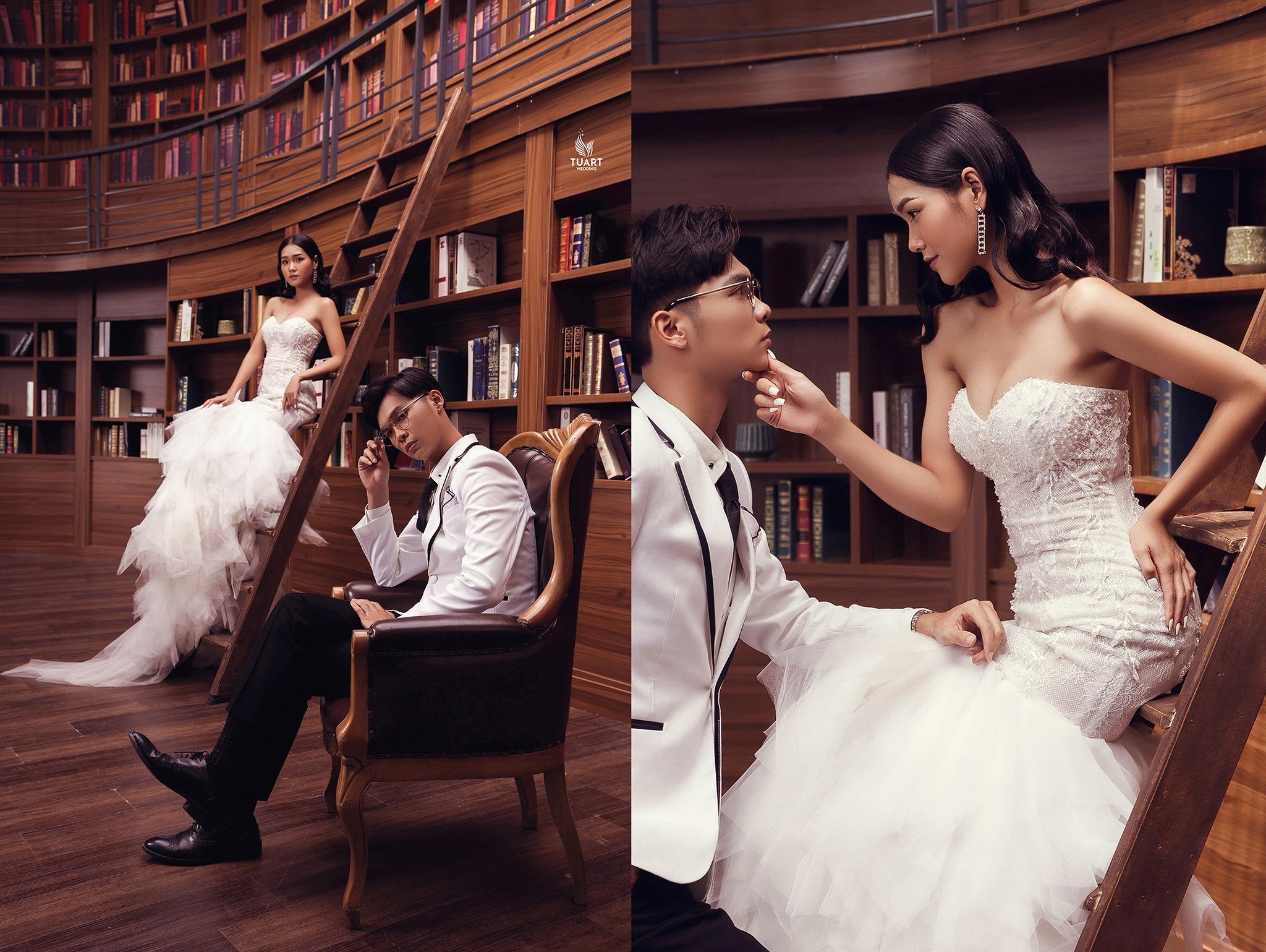Album chụp ảnh cưới đẹp tại Hà Nội: 5 Graden Studio 1