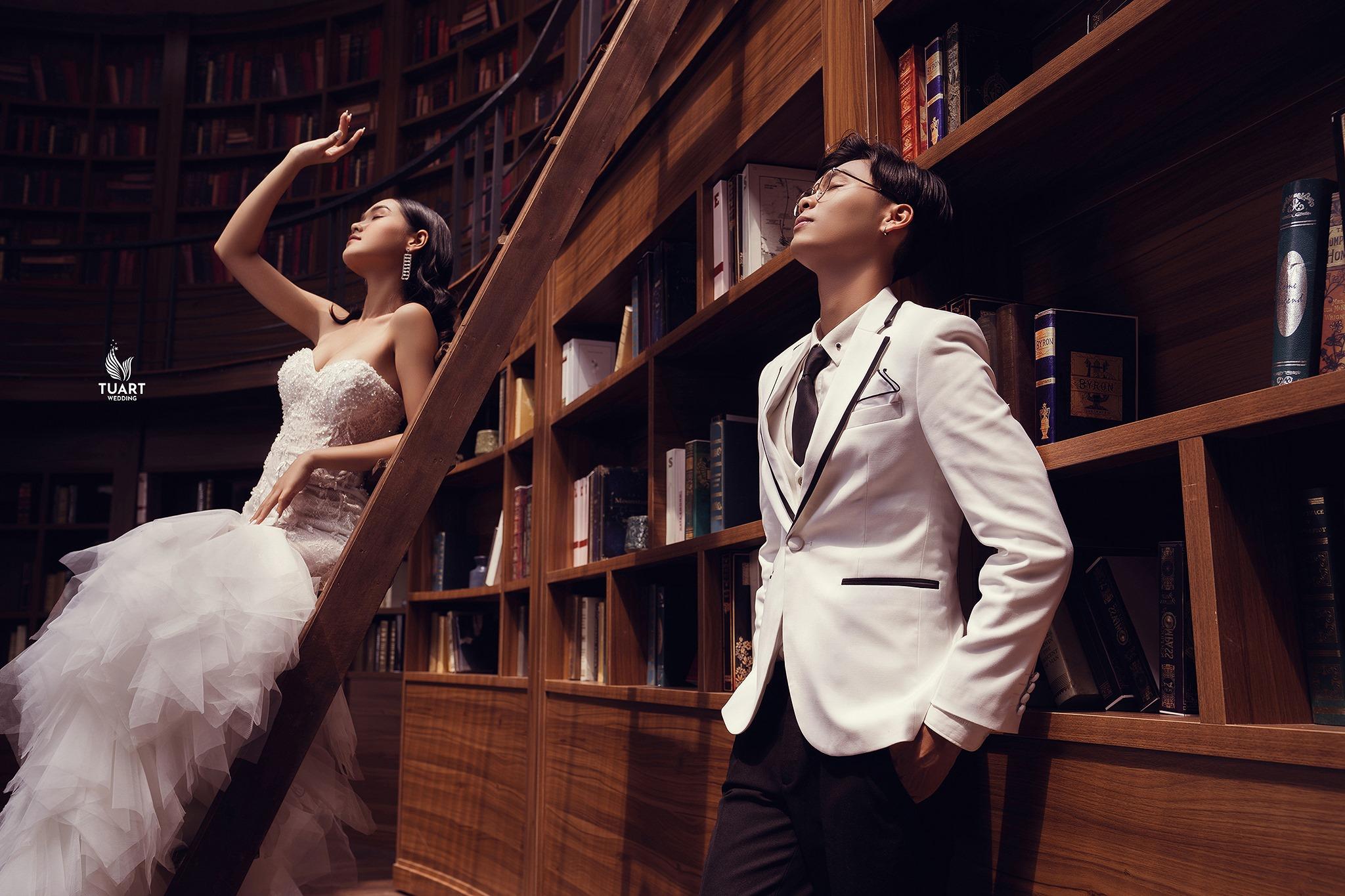 Album chụp ảnh cưới đẹp tại Hà Nội: 5 Graden Studio 2