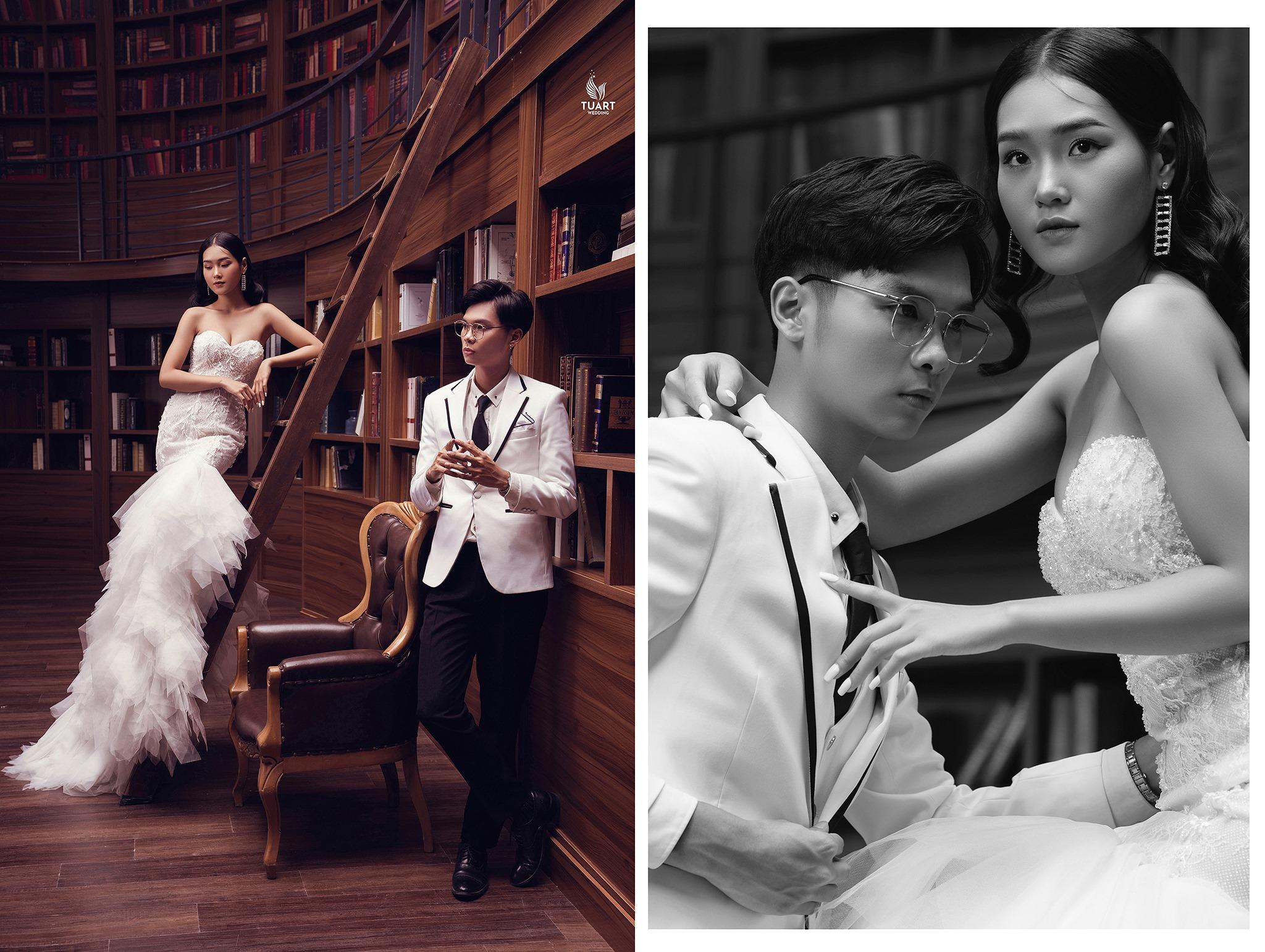 Album chụp ảnh cưới đẹp tại Hà Nội: 5 Graden Studio 7