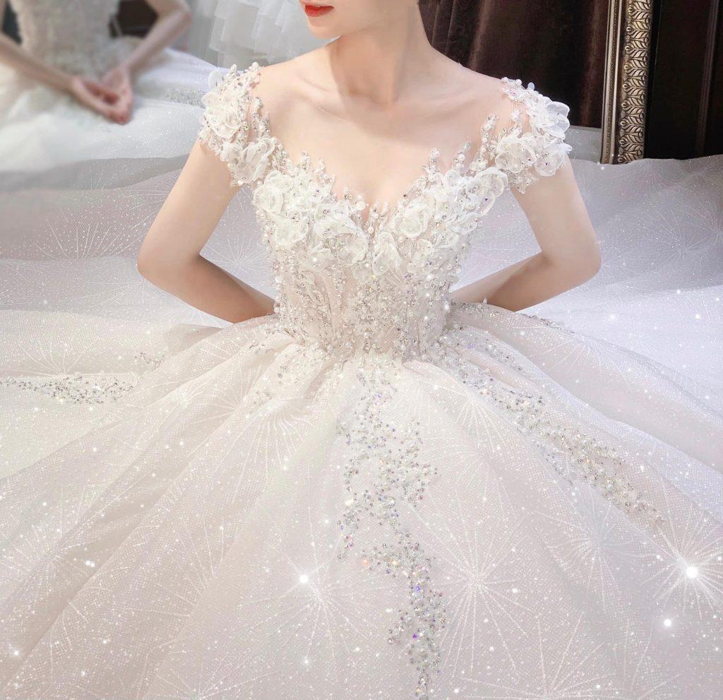 váy cưới đẹp đà lạt