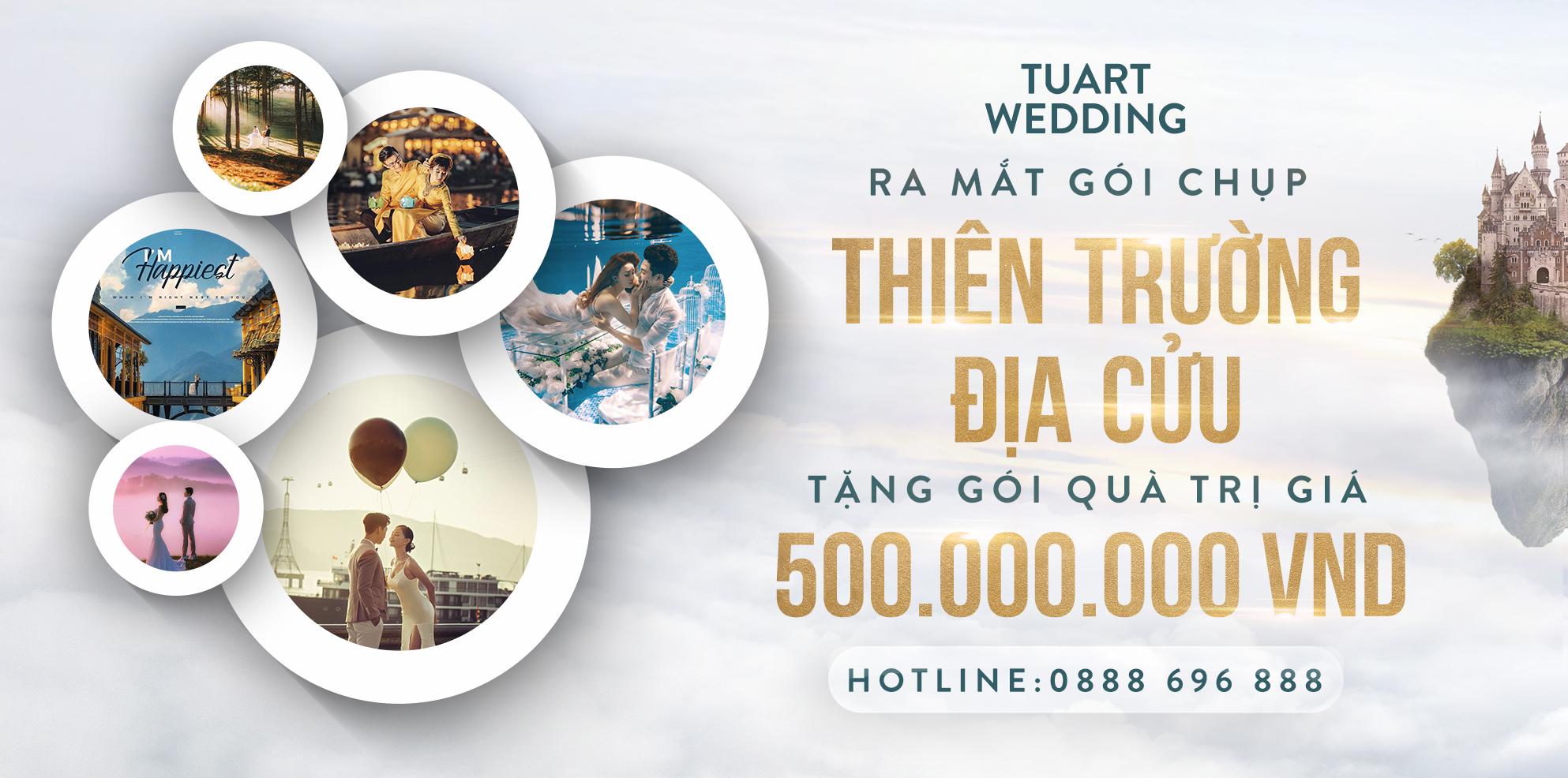 Shock: Trước bộ ảnh cưới Thiên Trường Địa Cửu xuyên Việt trị giá lên tới 368 triệu đồng