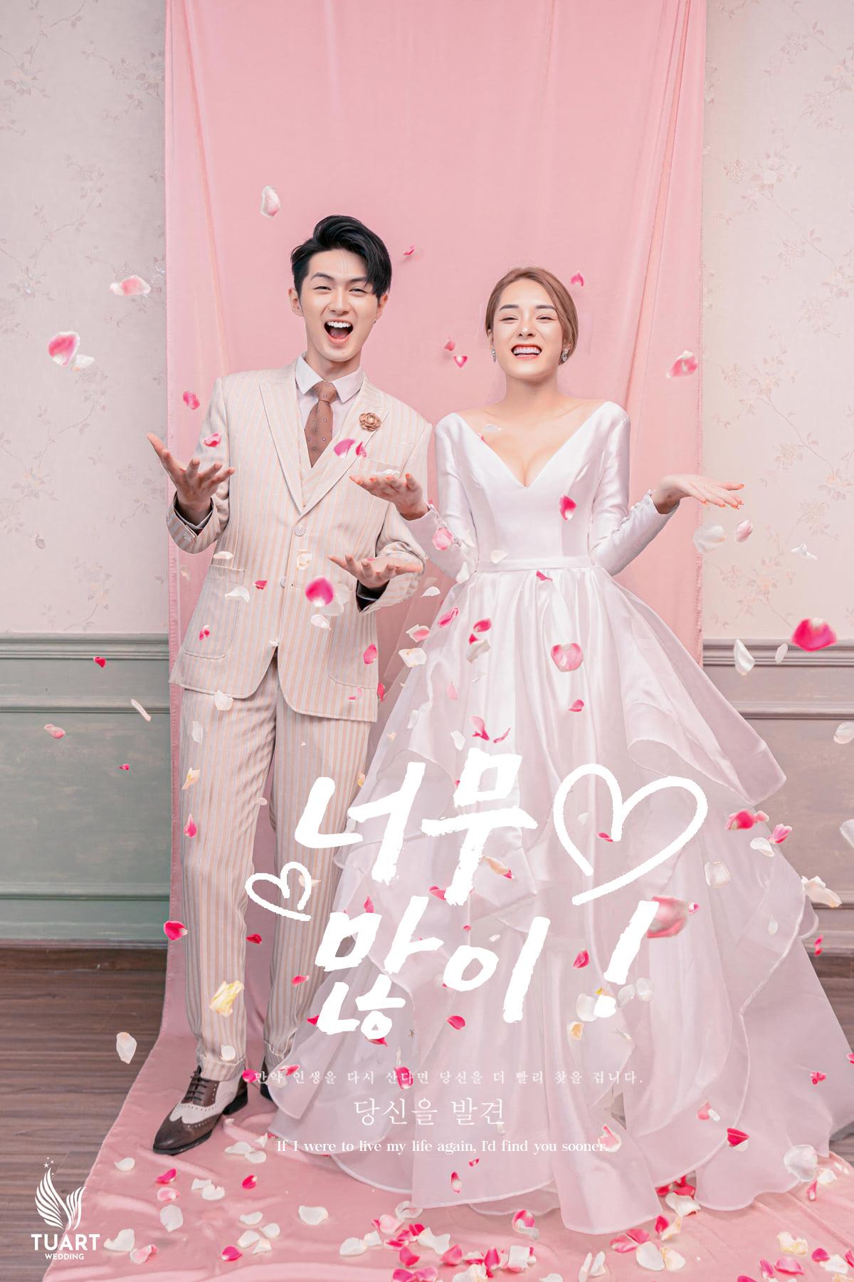 Album ảnh cưới đẹp tại Hà Nội - TuArt Galaxy