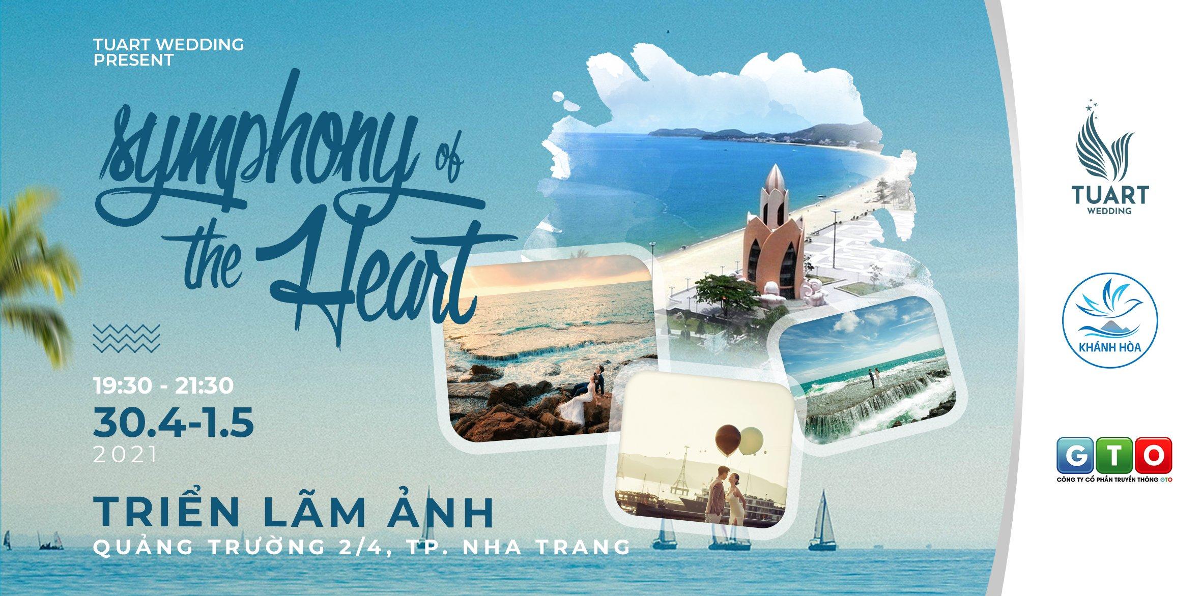 TuArt Wedding: Triển lãm ảnh Gia Điệu Trái Tim – Symphony Of The Heart